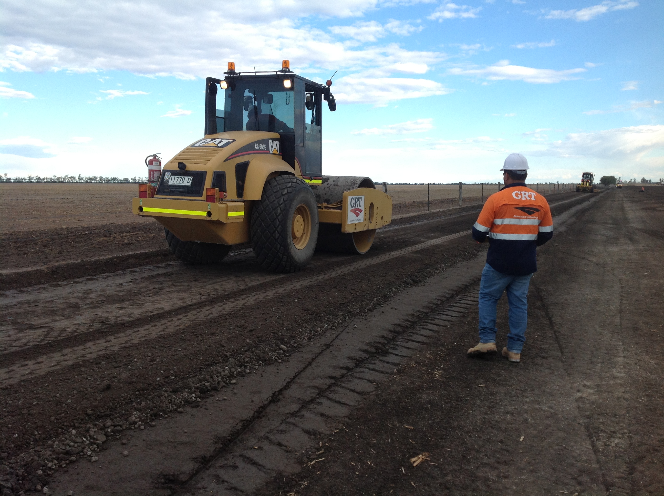 Global Road Technology Soil Stabilization And Dust Control Products Global Road Technology