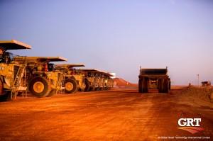 Global Road Technology Mine Haul Roads