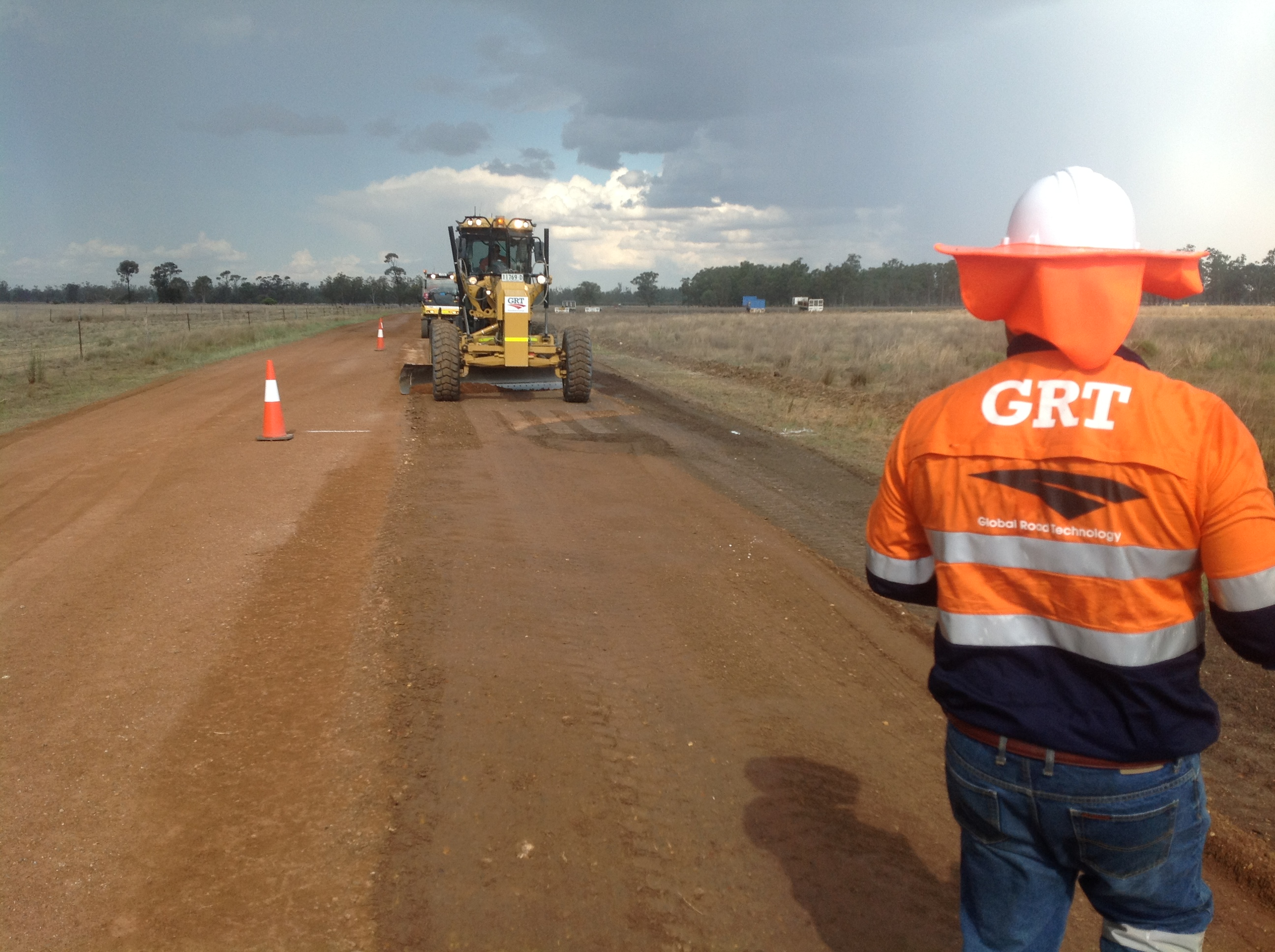 Fast Facts About Global Road Technology Dust Control and Soil Stabilization Products