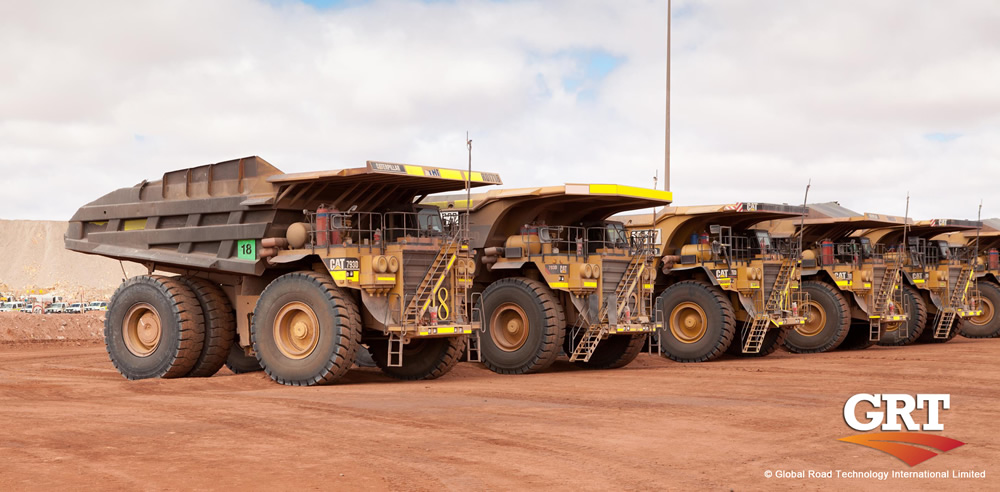 Soil Stabilization and Dust Control Company GRT Opens New Manufacturing Facility Along Australia's Most Dangerous Road.