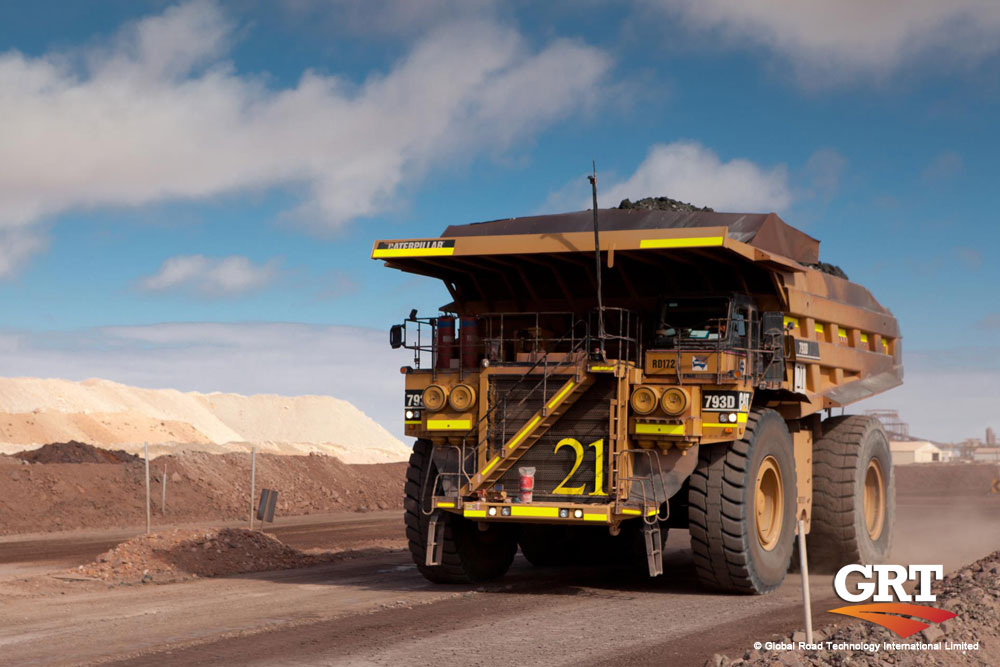 Global Road Technology keeps mine dust suppression supply chain open