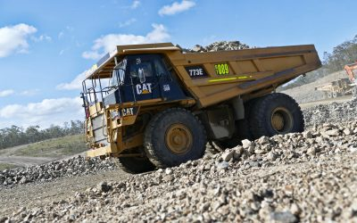 Leading Australian mining and civil services firm Global Road Technology is cementing its reputation as a world-leader in the battle against air pollution caused by mining activity